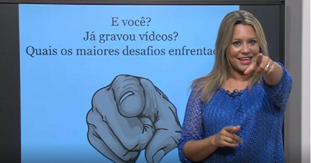 Os desafios que os professores enfrentam ao ministrar uma videoaula